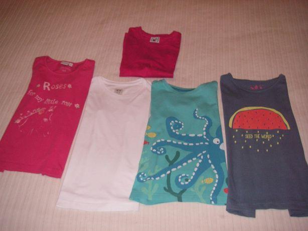 T Shirts BdB, C&A, Zippy e Tamar