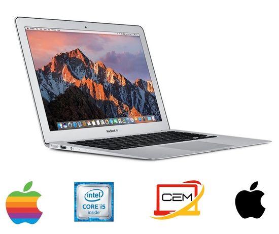 OKAZJA!!! Apple MacBook AIR a1465 Core i5 128GB SSD 4GB KAM Gwr12m