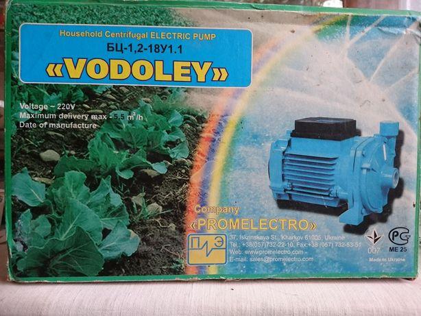 Электронасос Водолей Pump Vodoley БЦ-1,2-18У1.1