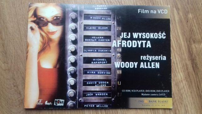 """Film """"Jej wysokość Afrodyta"""" 2x VCD"""