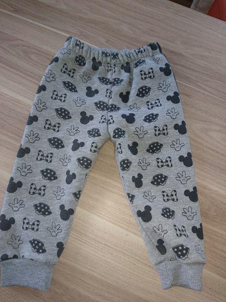 Spodnie dla dziewczynki r 86