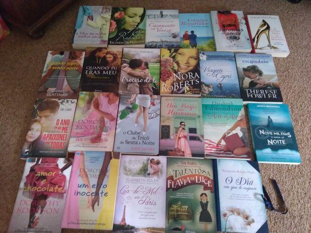 Varios livros, portes incluido