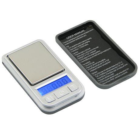 Карманные весы брелок MATARIX MX-200GM, высокоточные ювелирные электро