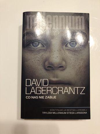 Książka Co nas nie zabije David Lagercrantz