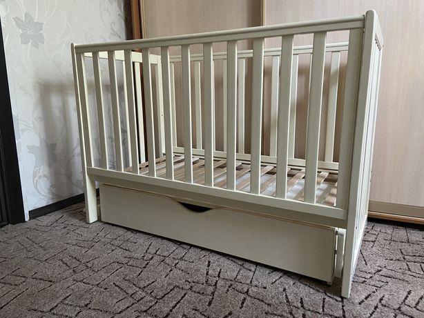 Детская кроватка Верес ЛД 13