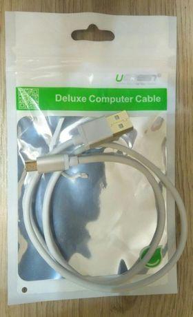 Микро USB (micro USB) кабель 50 см. Зарядка и передача данных