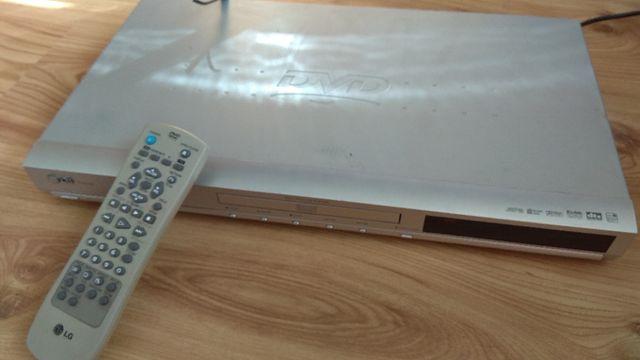 Odtwarzacz DVD LG 6184 bez pilota.