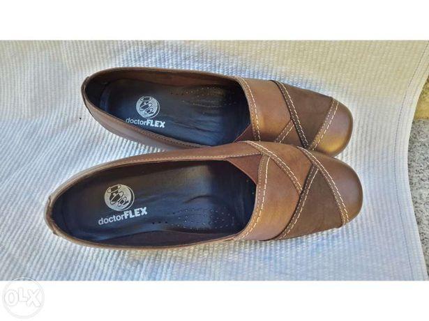 Sapato feminino ortopédico Doctor Flex