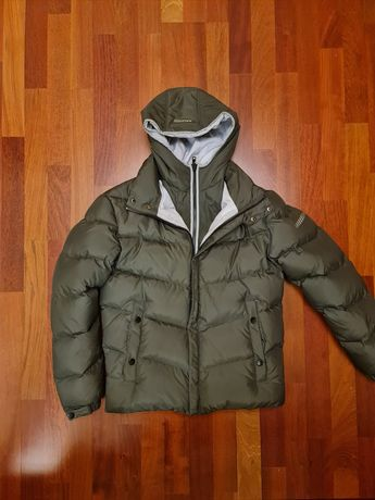 Куртка-пуховик для подростка