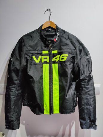 Kurtka motocyklowa Dainese materiałowa 52 L Valentino Rossi VR46