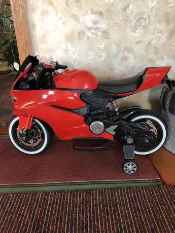 Електро мотоцикл