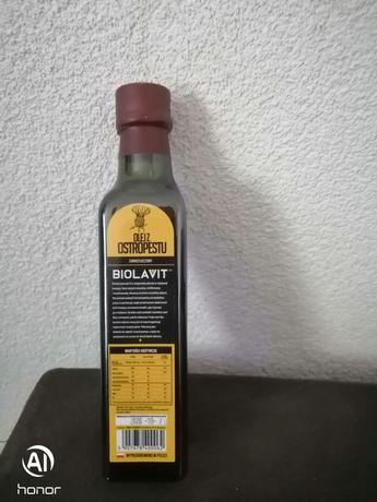 Olej z ostropestu zimnotloczony 250ml. Nowy