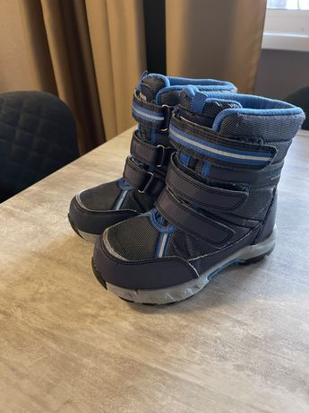 Зимние ботинки lassie reima
