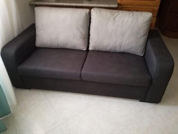 Sofá Redondela com 160 cm, novo de fábrica