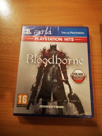 Tanie Gry BLOODBORNE Polskie Napisy Playstation 4 PS4 NOWA w FOLI