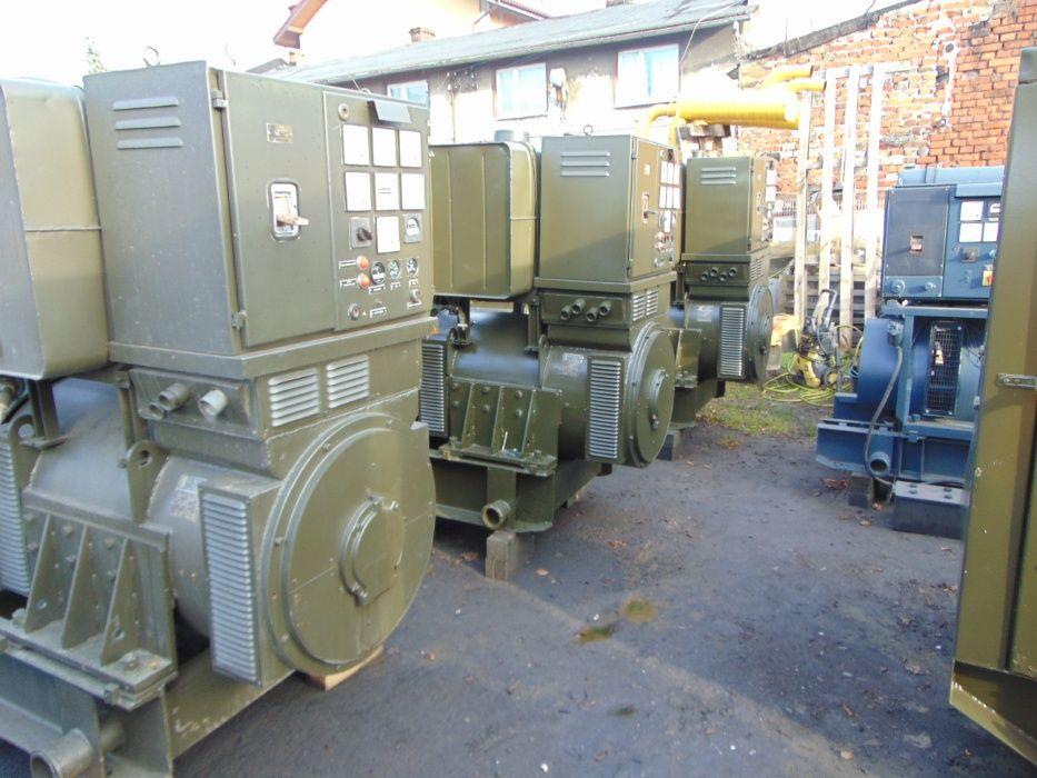 Agregat Prądotwórczy 200 kw 220 250 kw 300 kva Henschel 100 godz prac Zabrze - image 1