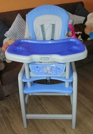 Krzesełko do karmienia 2w1