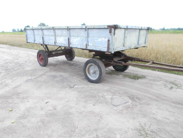 Przyczepa rolnicza wóz  Przyczepa wywrotka D732 D47 D35 D44.