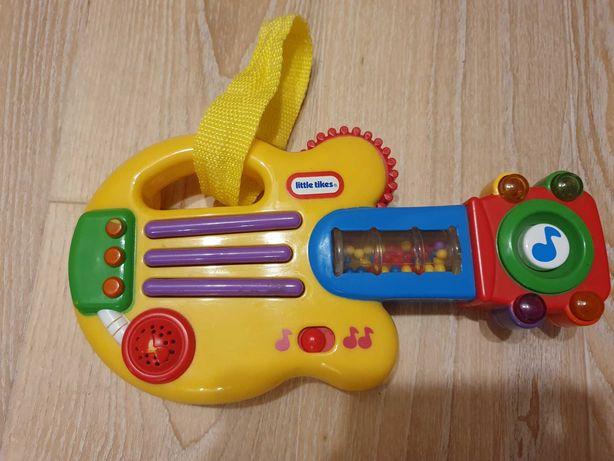 Gitara grająca dla dzieci Little Tikes