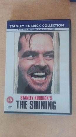 Lśnienie, The Shining by Stanley Kubric dvd