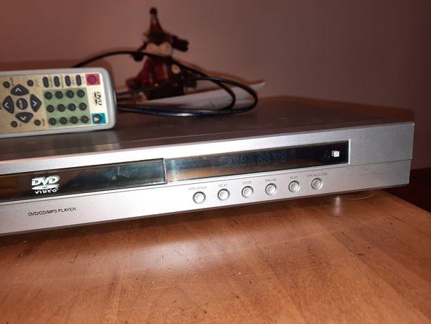 DVD CD MP3 odtwarzacz Yakumo niemiecki super dźwięk audio