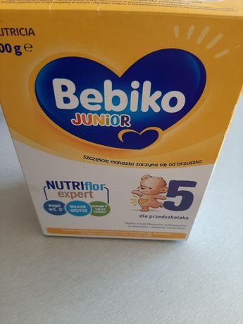 Bebiko junior 5 400g