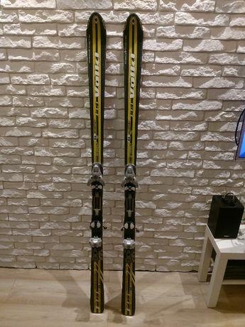 Narty VOLKL P40 170 cm + wiązania salomon