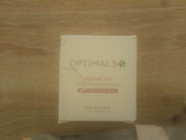 Krem Oriflame optimals hydra nowy