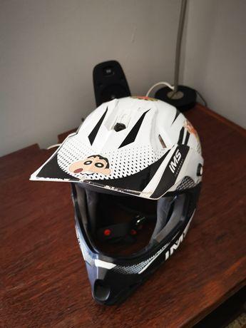 Vendo capacete de enduro