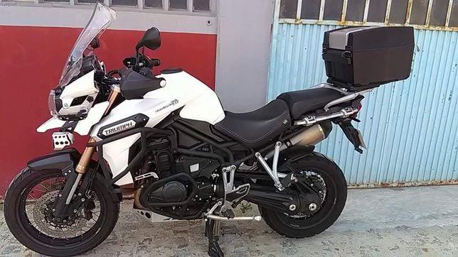 Triumph explorer 1200 Xc 2014/10