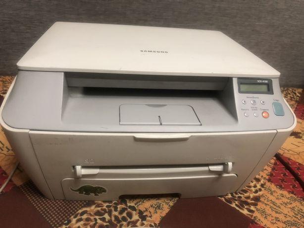 Принтер samsung scx 4100
