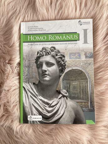 Podręcznik do języka łacińskiego i kultury antycznej Homo Romānus
