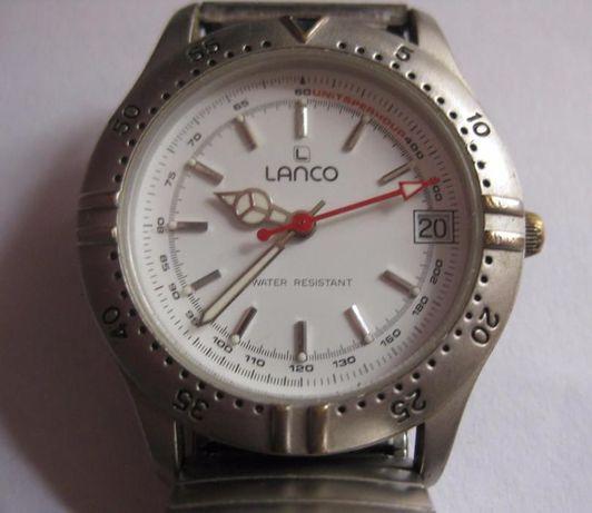 Zegarek Lanco kwarcowe lata 90 sr 34 mm