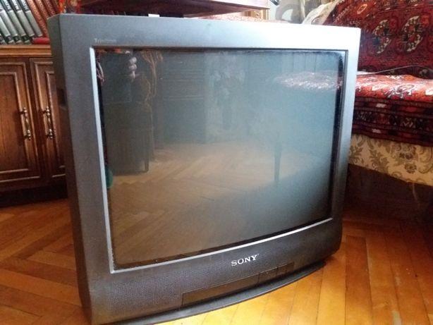 Телевизор б/у Sony 25 диагональ рабочий отлично!