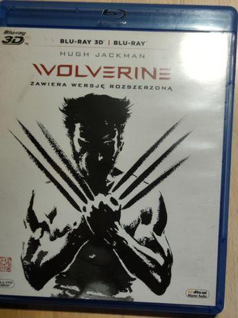 Wolverine 2013 2D+3D bluray PL