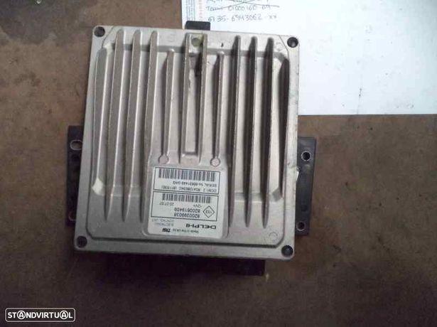 8200399038 Centralina do motor NISSAN NOTE (E11, NE11) 1.5 dCi K9K 276