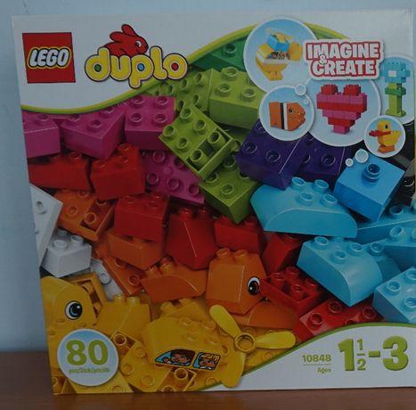 Nowe klocki Lego Duplo 80 elementów