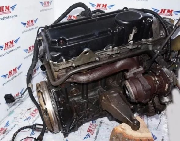 Двигатель Mercedes Vito 639 2.2 мотор двигун Вито Віто Запчасти