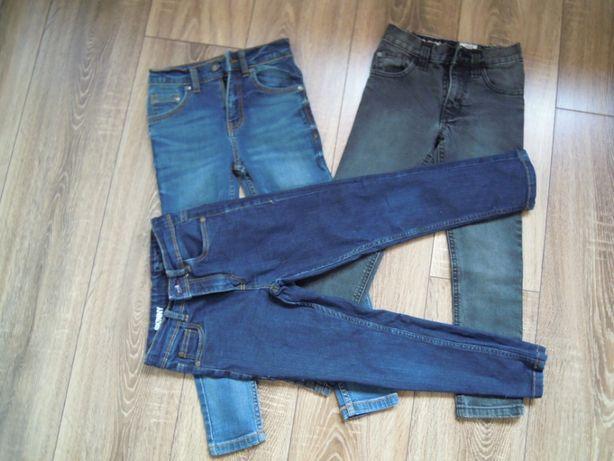 Spodnie jeans rozm. 116 NEXT TU