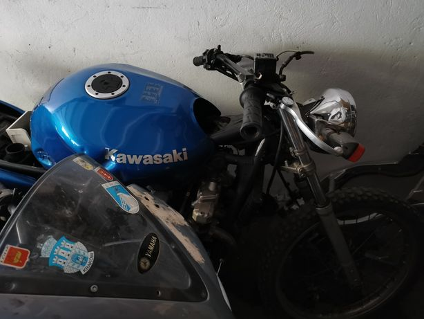 Kawasaki z 750 rok 2003