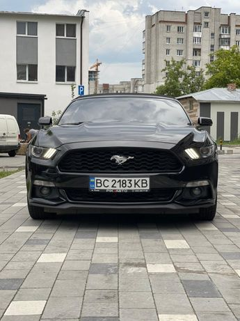 Ford Mustang 2016 2.3 ecoboost
