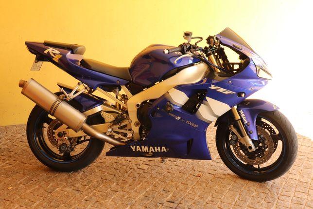 Yamaha YZF R1 12/2001