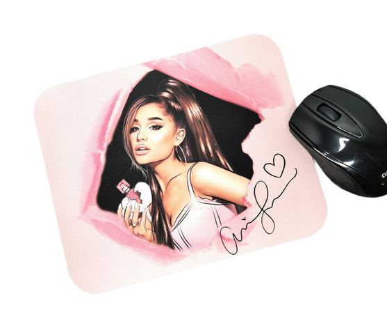 Podkładka pod myszkę mysz Ariana Grande - nowy motyw!
