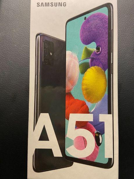 Samsung Galaxy A51 SM-A515 4/128GB Czarny