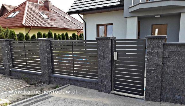 Ogrodzenia -przęsła, bramy, furtki -sprzedaż, montaż