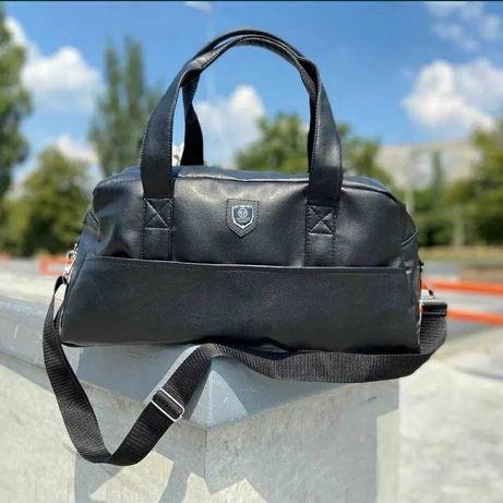 Сумка женская мужская спортивная дорожная сумка для тренировки