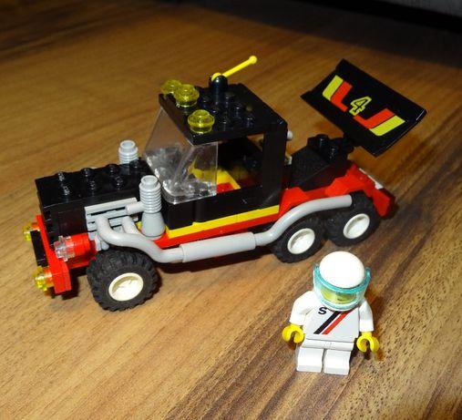 LEGO 6669 Diesel Daredevil wyścigówka rajdówka zestaw klocki town city