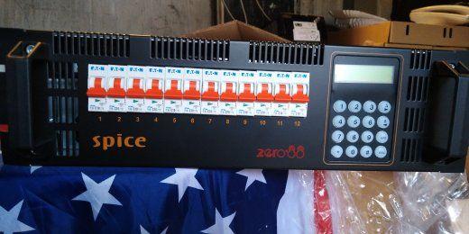 Spice zero 88 DMX dimmer sterownik światł