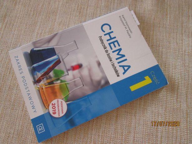 """,,Chemia 1 """" zakres podstawowy, reforma ,po podstawówce"""