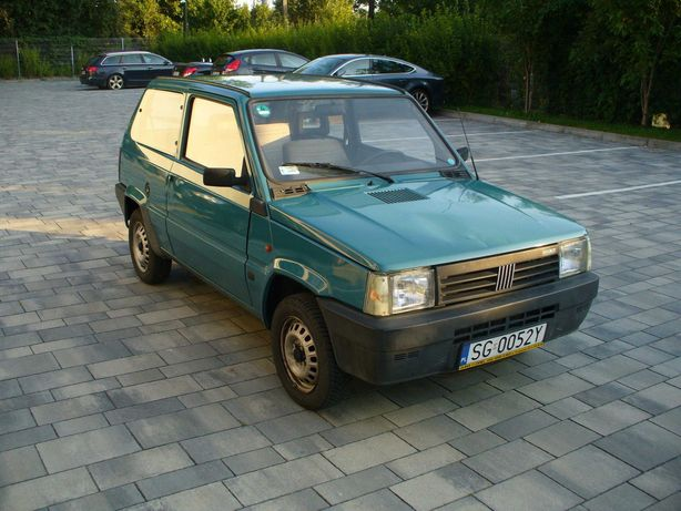 Fiat Panda A141 1.0 FIRE